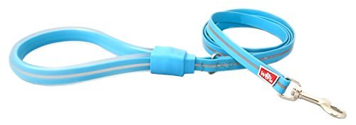 Wigzi Waterproof Neon Blue Dog Leash Image