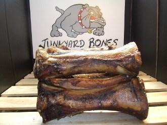 Junkyard Bones Marrow Bone Dog Treats Image