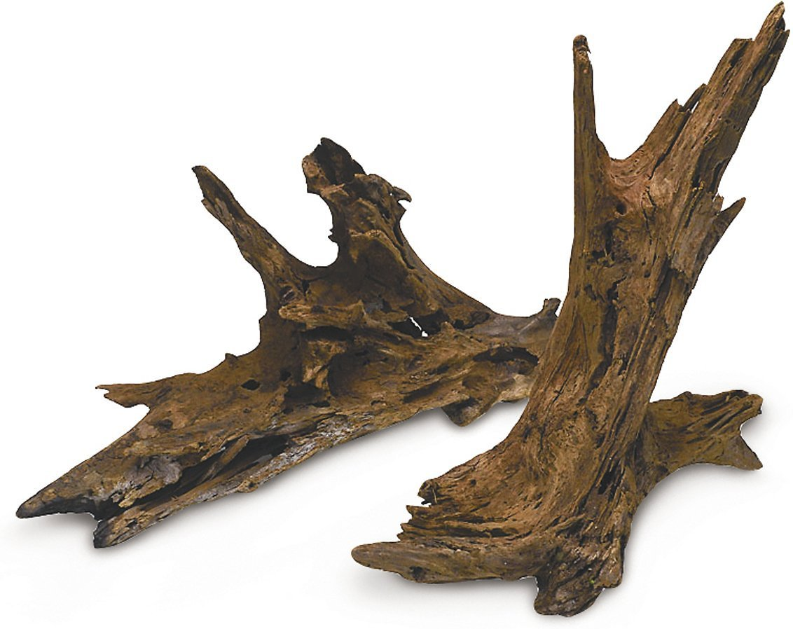 Zilla Malaysian Driftwood for Reptiles, Medium Image