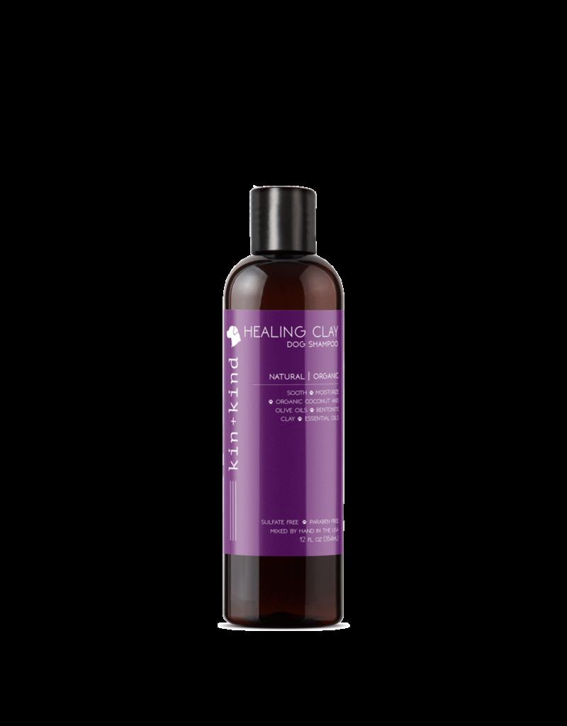 kin+kind Healing Clay Dog Shampoo, 12-oz