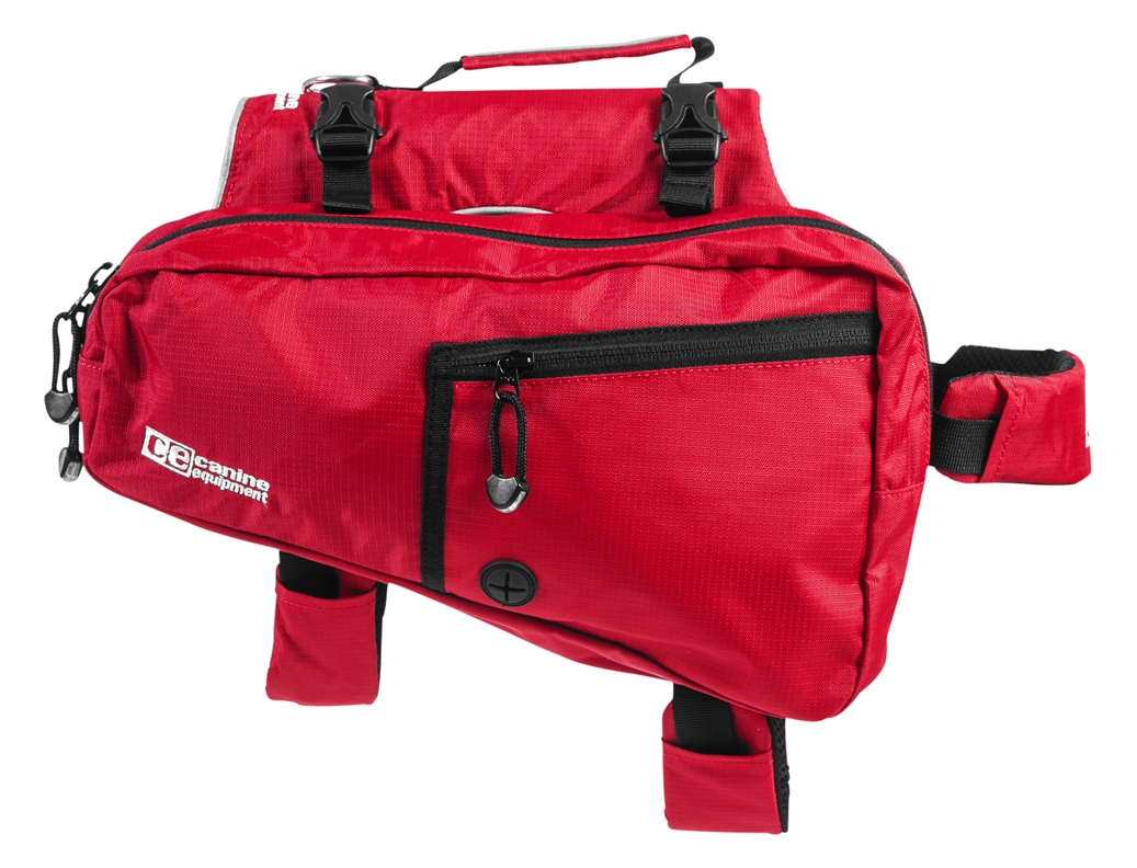 RC Pets Products Ultimate Red Trail Pack  , Small
