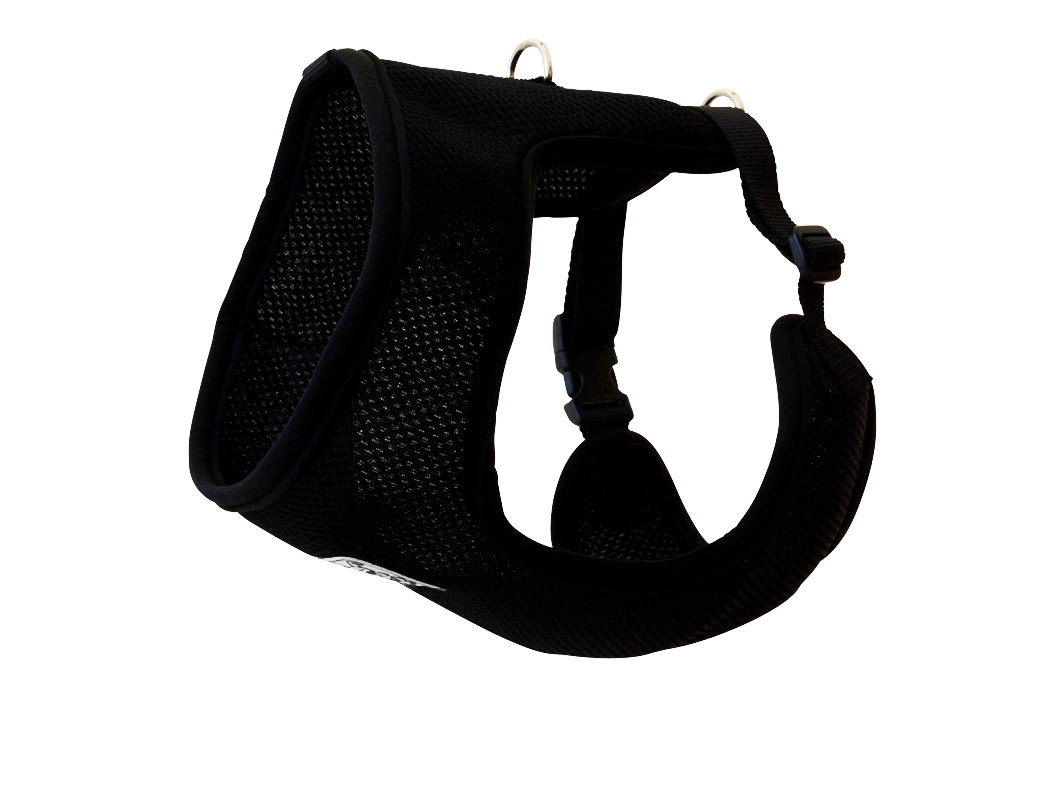 RC Pet ProductsCirque Black Dog Harness, Small