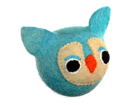 RC Pet Products Woodland Owl Dog Toy