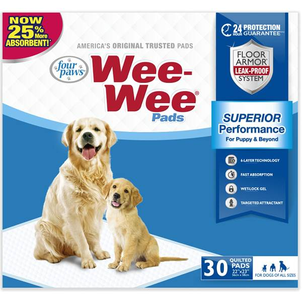 Wee-Wee Pet Training and Puppy Pads Image