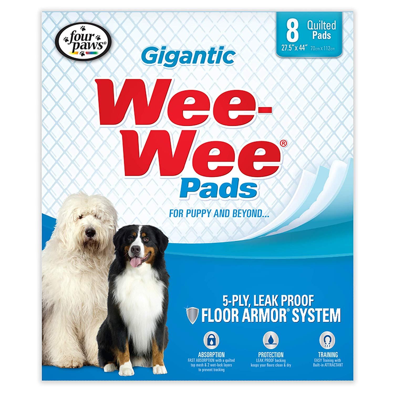 Wee-Wee Gigantic Dog Pads Image