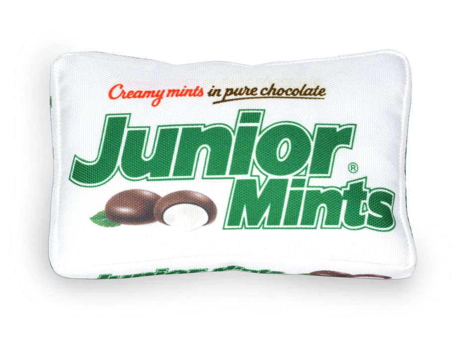 OurPets Junior Mints Plush Dog Toy