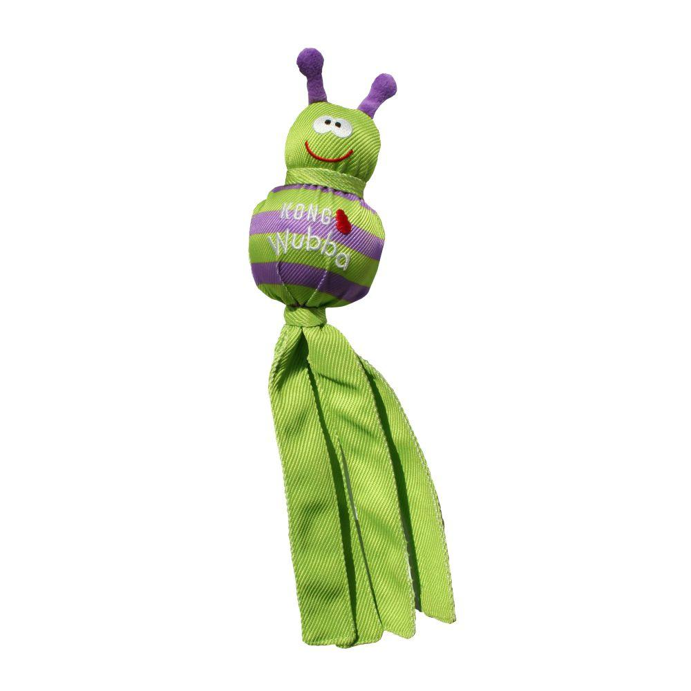 KONG Wubba Bug Dog Toy, Assorted, Large