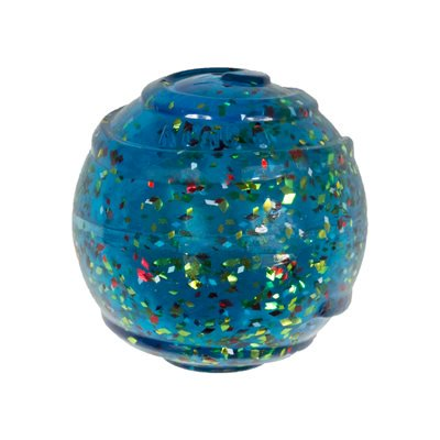 KONG Squeezz Confetti Ball Dog Toy, Medium