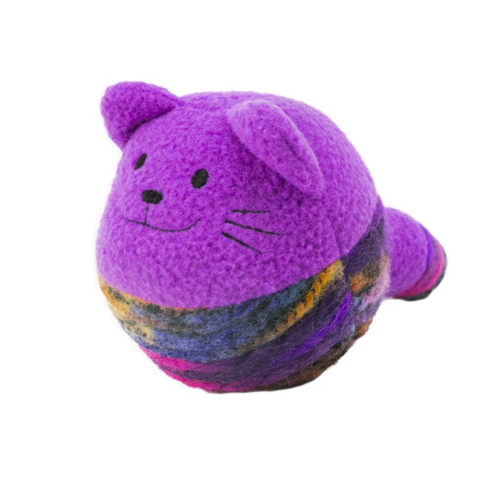 KONG Cat Yarnimals Assorted Colors Cat Toy