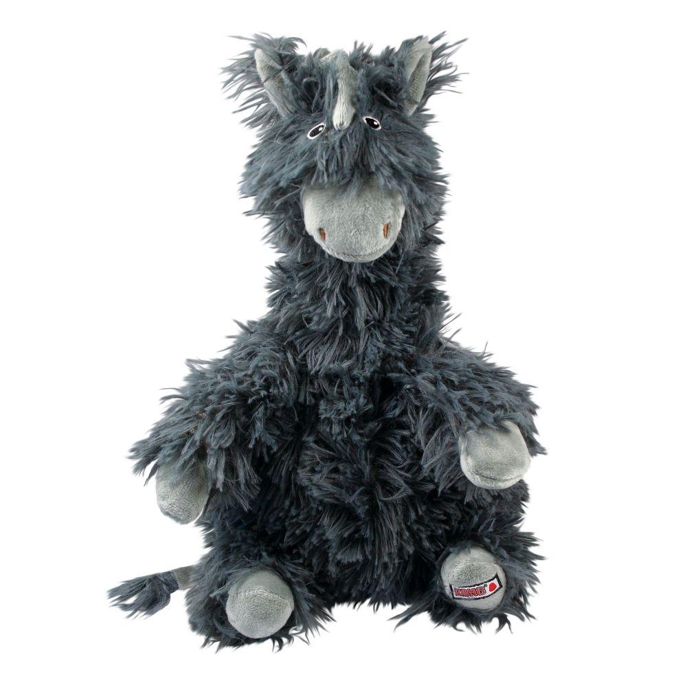 KONG Comfort Flopzie Donkey Dog Toy, Large