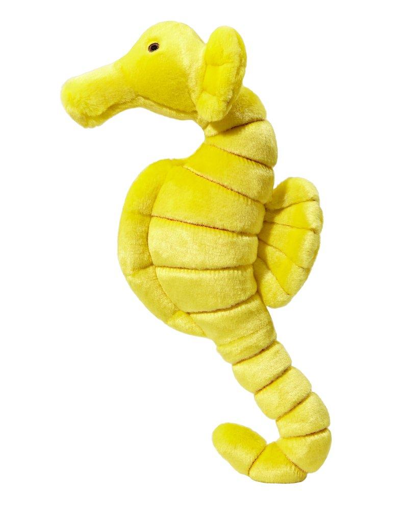 Fluff & Tuff Stella the Seahorse Dog Toy, Medium