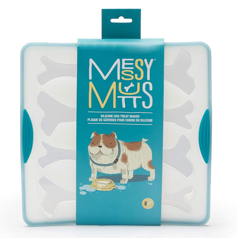 Messy Mutts Silicone Bake & Freeze Treat Maker Image