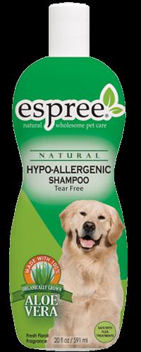 Espree Hypo-Allergenic Tear-Free Dog Shampoo, 20-oz