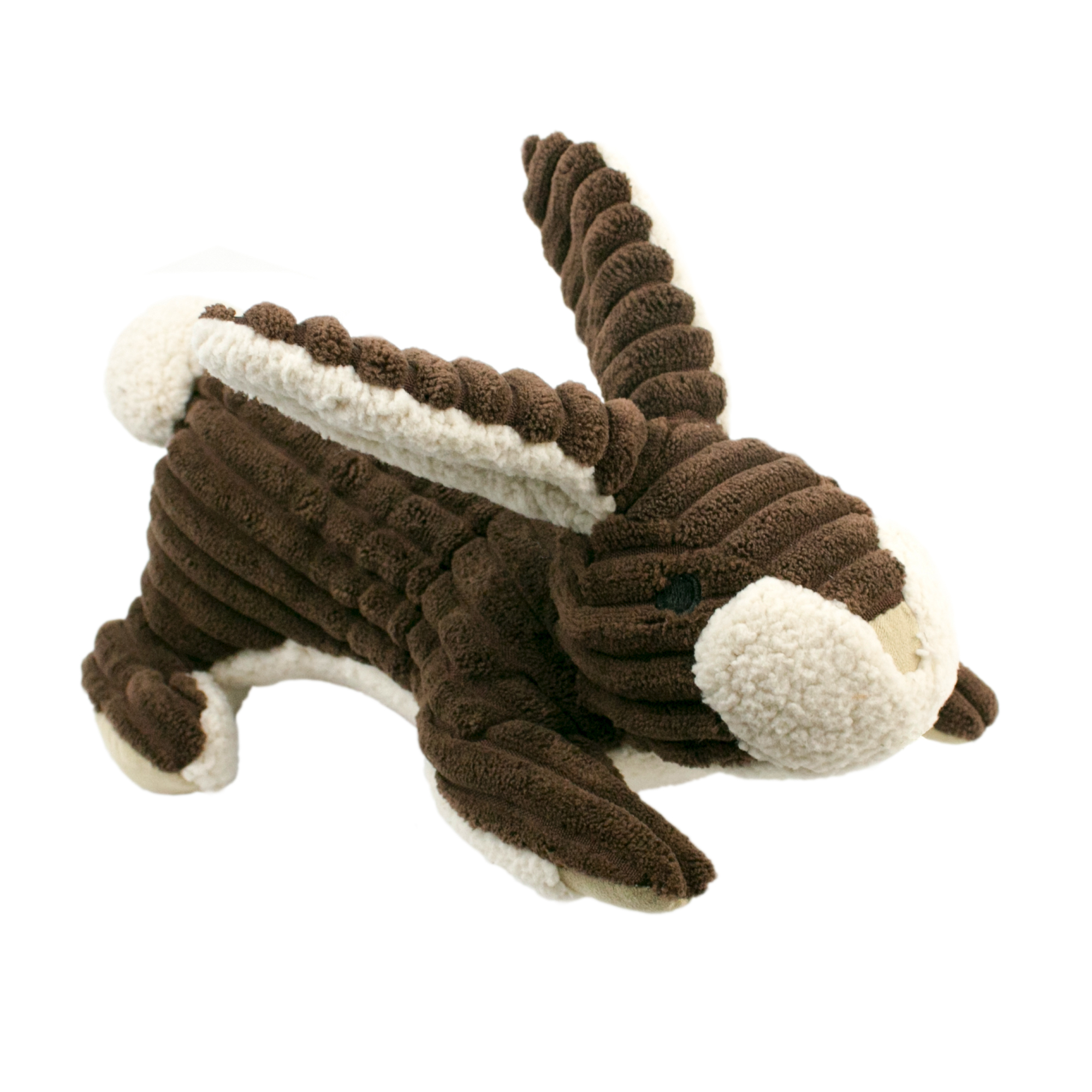 Tall Tails Rabbit Squeaker Dog Toy, 9-in