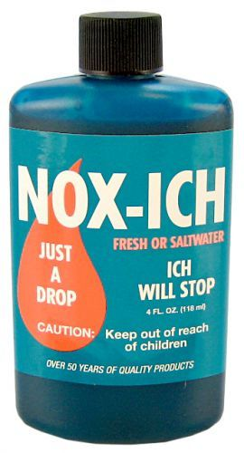 Weco Nox-Ich Water Treatment, 4-oz bottle