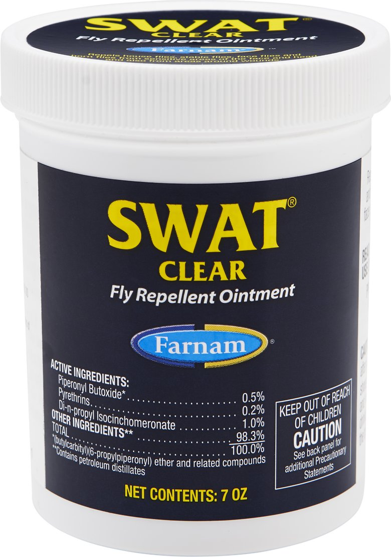Farnam Swat Horse Fly Repellent, 7-oz tub (Size: 6-oz) Image