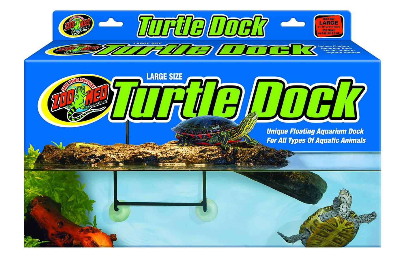Zoo Med Turtle Dock, Large