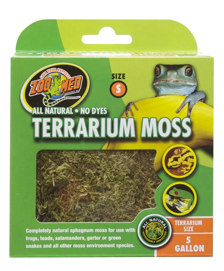 Zoo Med Terrarium Moss, 10-gal