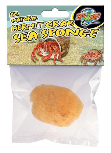 Zoo Med Hermit Crab Sea Sponge Image