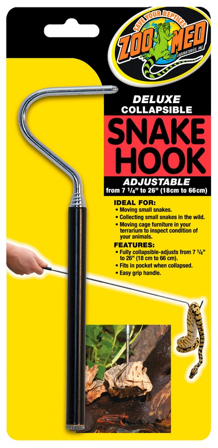 Zoo Med Deluxe Collapsible Snake Hook