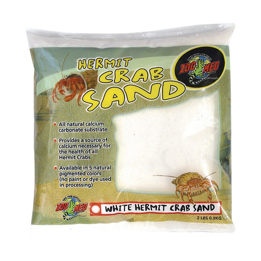 Zoo Med Hermit Crab Sand, 2-lb bag