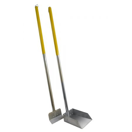 Flexrate Small Dog Scoop and Spade Set Image