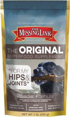 The Missing Link Ultimate Canine Hip & Joint Formula, 1-lb