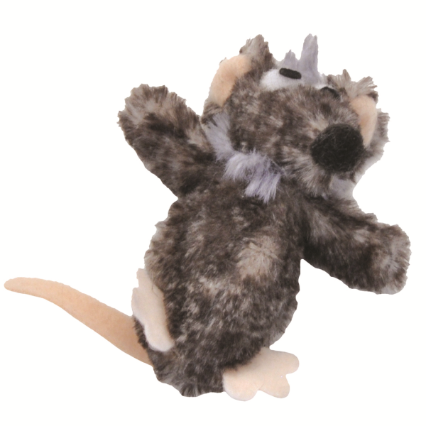 Turbo Belly Critters Mouse, Catnip Toy Image