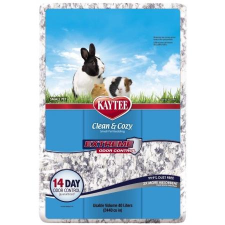 Kaytee Clean & Cozy Extreme Odor Control Small Animal Bedding Image