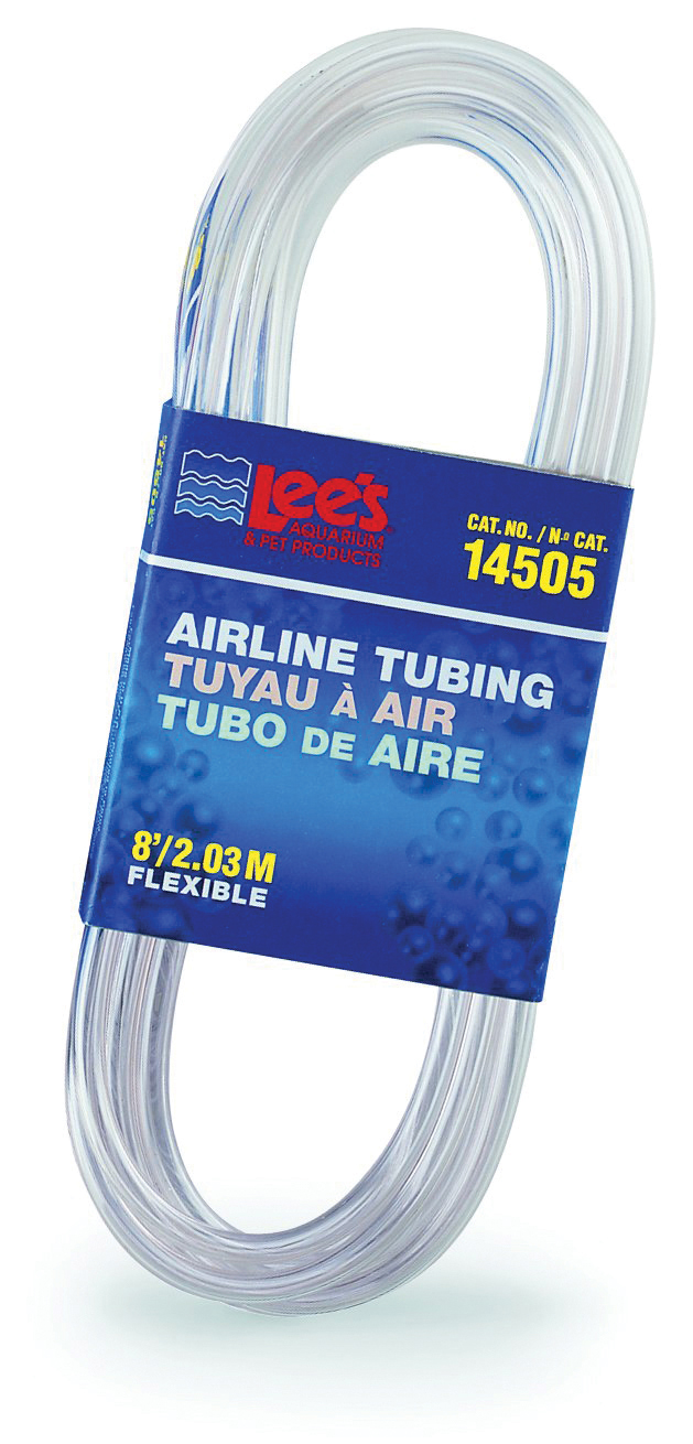 Lee's Airline Tubing for Aquariums, 8-ft