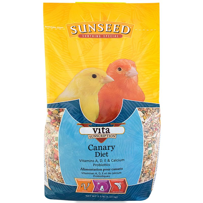 Sunseed Vita Canary Diet Image
