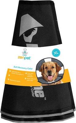 ZenPet ZenCone Soft Recovery Dog & Cat Collar, X-Large