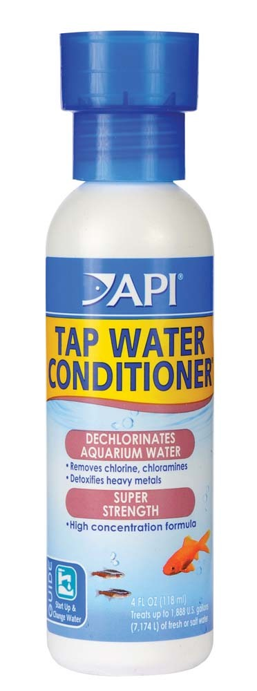 API Tap Water Conditioner, 4-oz bottle