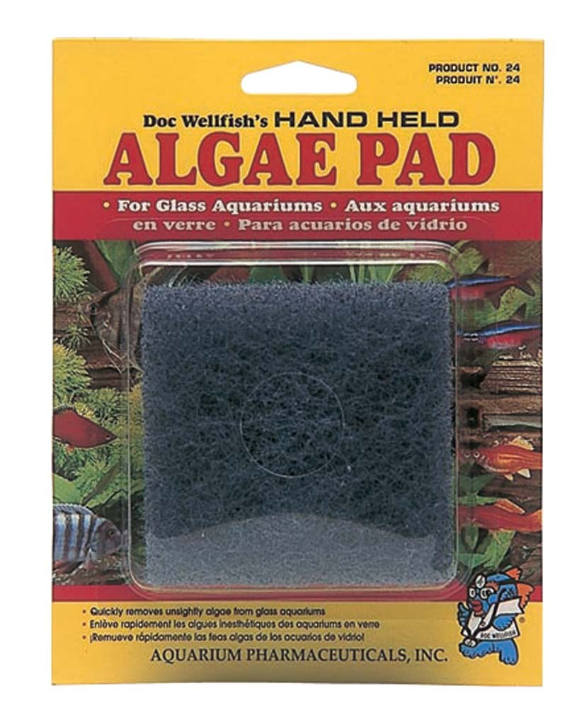 API Algae Pad for Glass Aquariums Image
