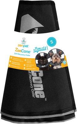 ZenPet ZenCone Soft Recovery Dog & Cat Collar, Small