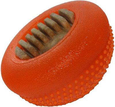 Starmark Everlasting Treat Bento Ball Dog Chew Toy, Small