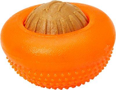 Starmark Everlasting Treat Bento Ball Dog Chew Toy, Large
