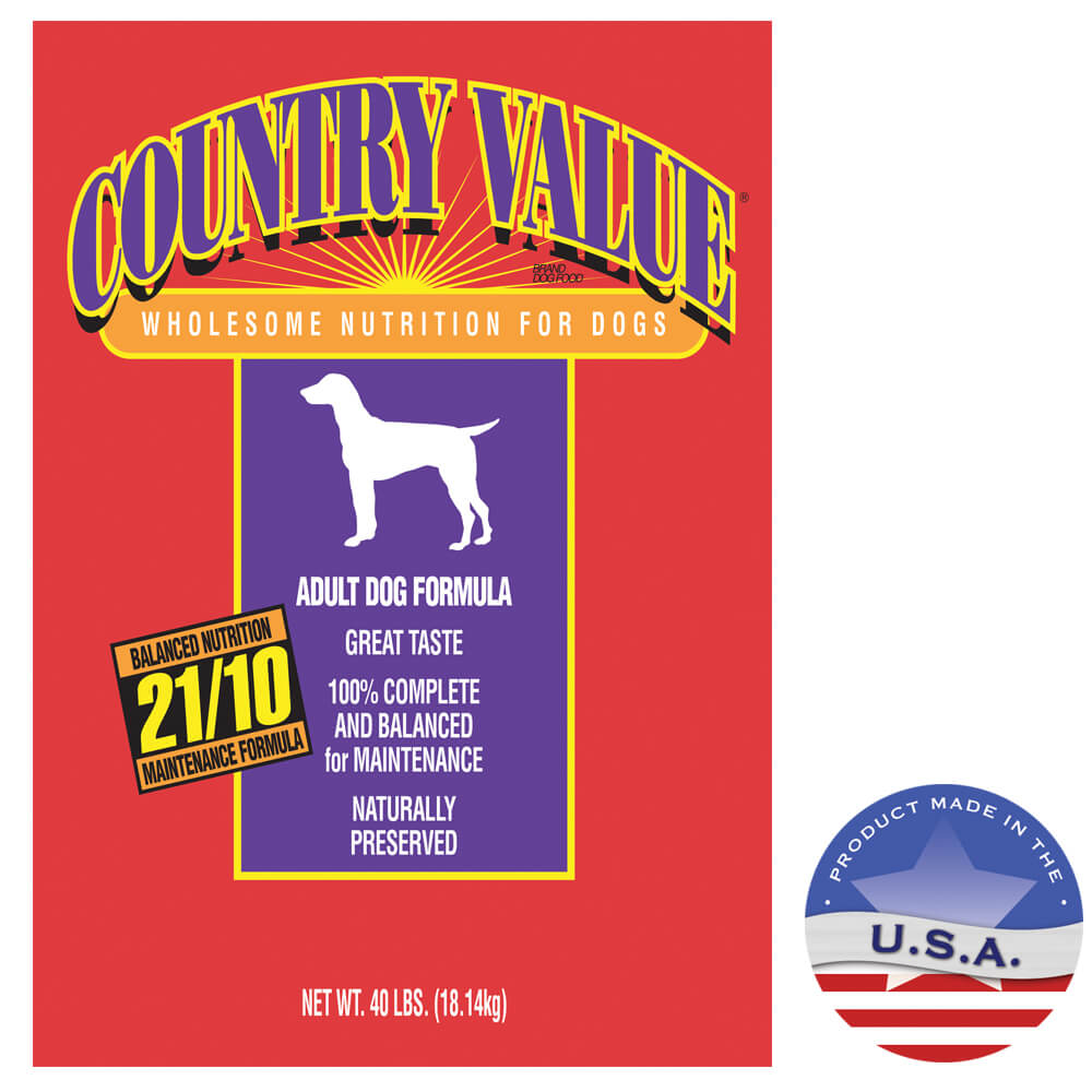 Country Value by Diamond Adult Dry Dog Food Image