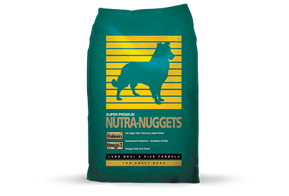 Nutra Nuggets by Diamond Lamb Meal & Rice Dry Dog Food Image