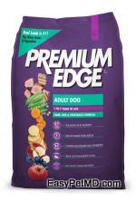 Premium Edge by Diamond Adult Dry Dog Food, Lamb, Rice, 18-lb bag