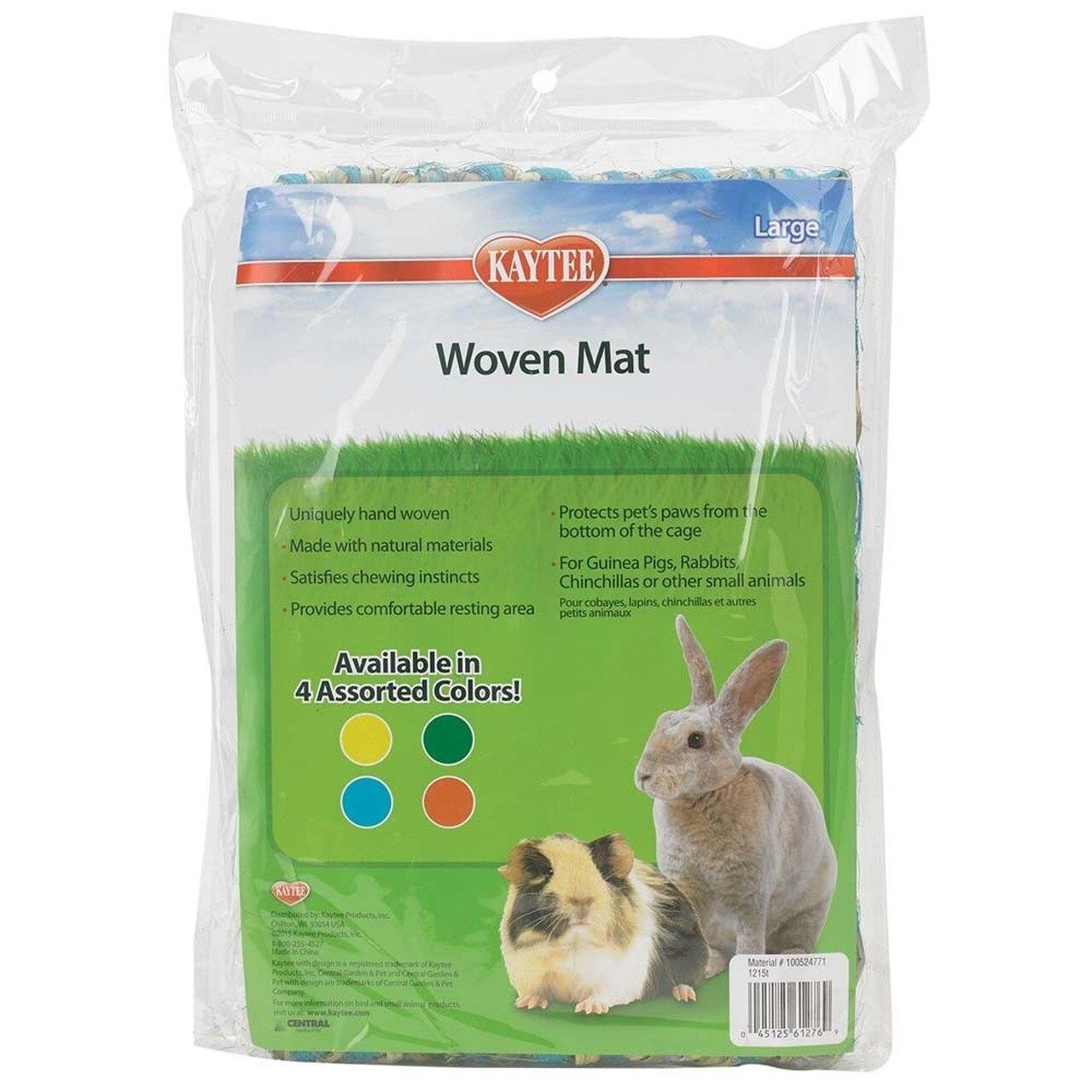 KayTee Woven Mat for Small Animals