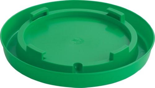 Miller Little Giant Nesting Style Poultry Waterer Base, Lime Green, 1-gallon