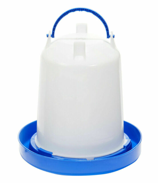 Miller Double-Tuf Hanging Poultry Waterer, 3.5-quart