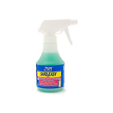 API Safe & Easy Aquarium Cleaning Spray, 8-oz bottle