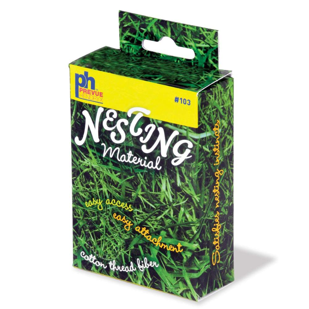 Prevue Pet Products Box of Bird Nesting Material