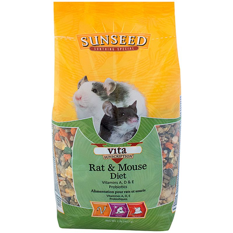 Sunseed Vita Rat & Mouse Diet Image