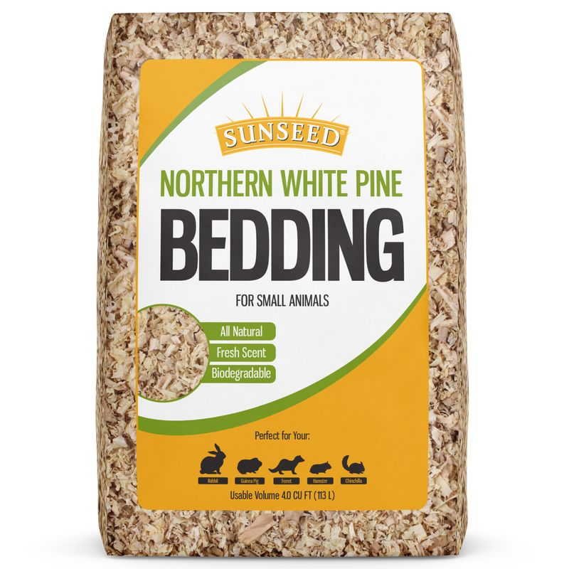 Sunseed Northern White Pine Bedding For Small Animals Image