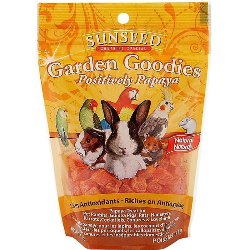 Sunseed Garden Goodies Bird & Small Pet Food, Positively Papaya Image