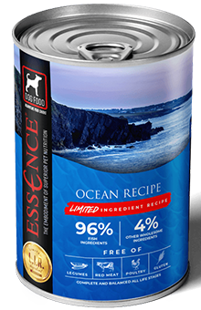 Essence LIR Ocean Recipe Wet Dog Food, 13-oz