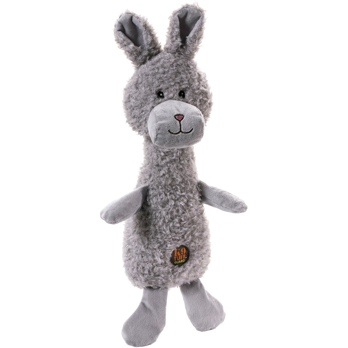 Charming Pet Scruffles Bunny Dog Toy Image